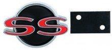 1966 Nova Emblem, Grille,