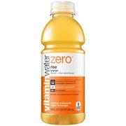 Vitamin Water Zero Rise 16.9 Oz (18 Pack)