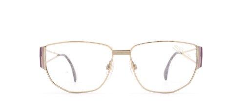 Silhouettes - Monture de lunettes - Femme Or Doré