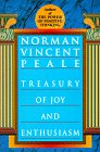 Treasury of Joy and Enthusiasm, Norman Vincent Peale, 0449912086