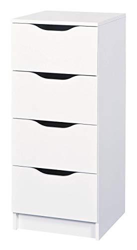 H24living Kommode Anrichte Sideboard Schubladenkommode Kinderzimmer