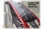 Chariot Rain Cover for Cabriolet CTS Bike Carriers