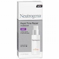 Neutrogena Rapid Tone Repair Moisturizer Night, 1 fl oz Pack of 2