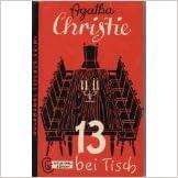 13 bei Tisch: : Christie, Agatha: Bücher