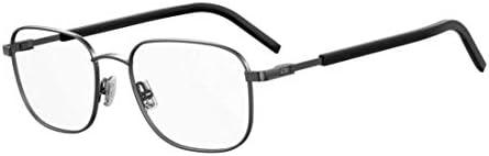 Authentic DiorHomme TECHNICITYO 4 0KJ1 Dark Ruthenium Eyeglasses
