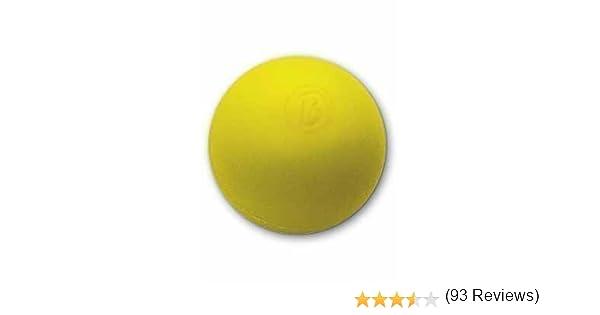 Bärenherz Magic Bola de Futbolín Color Amarillo (Calidad ...