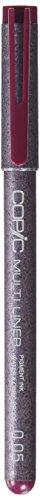 Copic Multiliner Wine Ink Pen.05 Tip