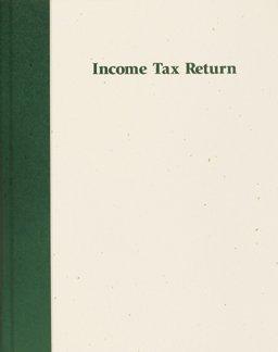 EGP Income Tax Return Folder - Prestigious - Large