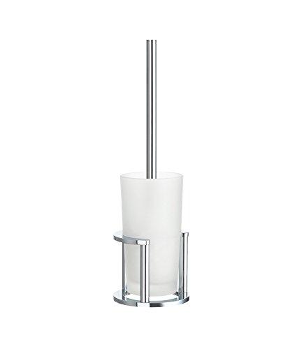 Smedbo SME FK101 Toilet Brush Free Standing, Polished Chrome, (Toilet Smedbo Brush Outline)