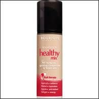 Bourjois Healthy Mix Foundation 55 Dark (Bourjois Beige Foundation)