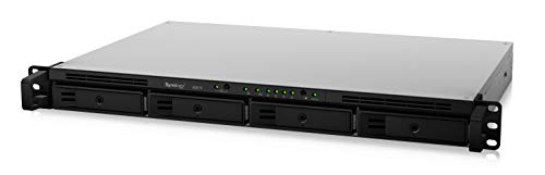 Synology 4 Bay NAS Rackstation RS819 (Diskless) by Synology (Image #1)