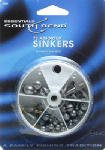 (Maurice Sporting Goods 1001 72-Pack Sinker Set in Dial Box - Quantity)
