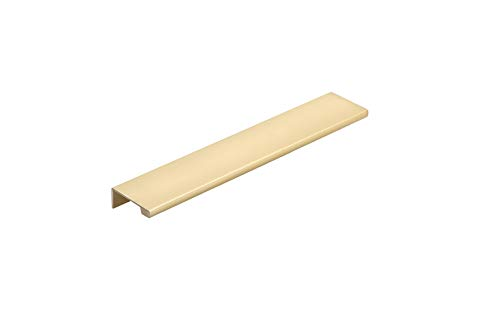 Emtek Cabinet Edge Pull Available in 7 Sizes and 6 finishes (6