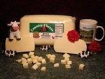 Brick - Wisconsin Cheese - Mild Brick Cheese 8 oz.