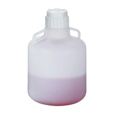 5 Gallon/20 Liter Nalgene LDPE Round Carboy