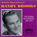 Billy Usher: The Issued Recordings: 1945-1947 by Randy Brooks
