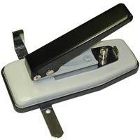 Deluxe Stapler Style Slot Punch w/ Adjustable Guide