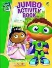 Super Why Jumbo Activity Book