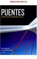 Updated DVD Video for Marinelli/Laughlin's Puentes: Spanish for Intensive and High Beginner Courses, 5th