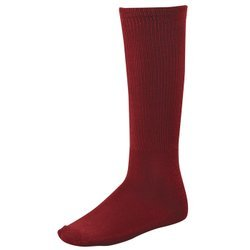 Price comparison product image Twin City Youth Solid Sport Tube Socks - COLOR: Cardinal
