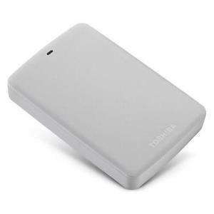 Toshiba Canvio Basics 2TB Portable Hard Drive- White (HDT...