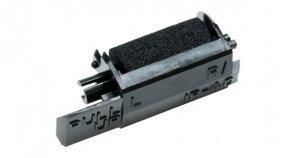 Compatible by Swartz Ink Package of Five Sharp XE-A107 Cash Register Ink Roller Black