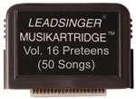 Leadsinger LS-3C16 Pre-Teen Cartridge for LS-3000 Series Karaoke - Leadsinger Karaoke System