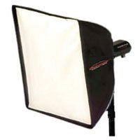 """UPC 689670111331, Photogenic 24"""" x 24"""" Square Soft Box with Mounting Ring for StudioMax III Monolights. (AK24)"""