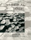 img - for By Irving M. Copi - Informal Logic: 3rd (third) Edition book / textbook / text book