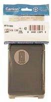 Lamson E98SSCN-CAR Carlon Single Switch Cover ()