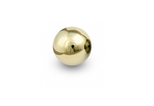 Blox Racing (BXAC-00240-GD Limited Series 24K Gold 10 x 1.5mm Thread Size '490 Spherical' Shift Knob ()
