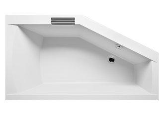 Vasca Da Bagno 160 90 : Vasca da bagno in acrilico riho d angolo sinistro geta cm