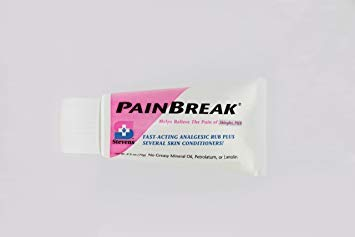 PainBreak® - Effective, Proven Cream for Relieving Post Herpetic Neuralgia and Post Shingles Pain