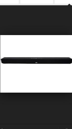 RCA RTS7010B 37 Home Theater Sound Bar with Bluetooth