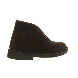 ClarksDesert Boot - Derby mujer marrón - marrón