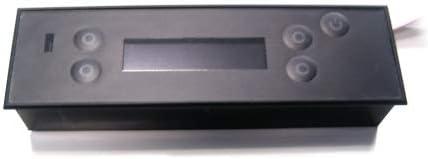Display MCZ - Panel de control para estufas de pellets (incluye cable plano)