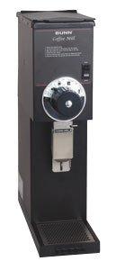 Bunn Burr Coffee Grinder - Bulk Coffee Grinder - G2 Hd - Red - 22102-0001 by Bunn