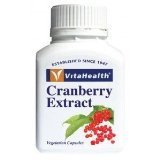 Tablets Extract (VitaHealth Cranberry Extract 60 tablets.)