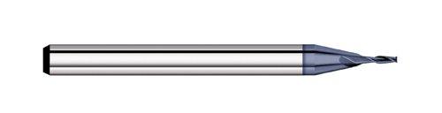 "Kodiak USA Made 0.102/"" Diameter Micro Carbide Ball Nose End Mill 1//8 Shank 4 Flute"