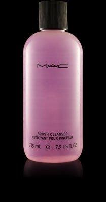 Mac Lip - Brush Cleanser (Mac Cosmetics Makeup Brushes)
