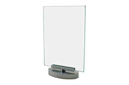 Marketing Holders Signs Holder Two Sided Rotating Swivel Ad Frame Menu Picture Sign Holder Table Tent 5