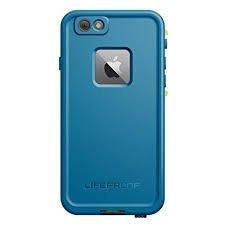 Lifeproof FRE Waterproof Case for iPhone 6/6s (4.7-Inch Version)- Banzai (Cowabunga/Wave Crash/Longboard)