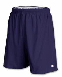 Champion Jersey Short 81878, XL, Navy