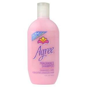 어그리 (Agree) 향수 샴푸 D (특히 손상된 머리카락 용) 450ml