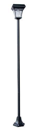 Tricod PL2200 Solar Lamp Post Generation 4 Super Bright LED Light, Medium by Tricod