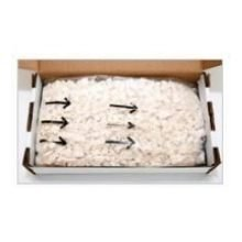 Perdue Farms Fully Cooked IQF Diced Chicken Breast Meat, 5 Pound - 2 per case.