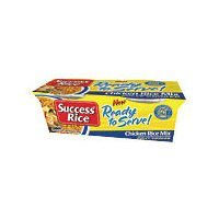 Minute Ready to Serve Chicken Flavor Rice Mix 2 - 4.4 oz cups by Minute