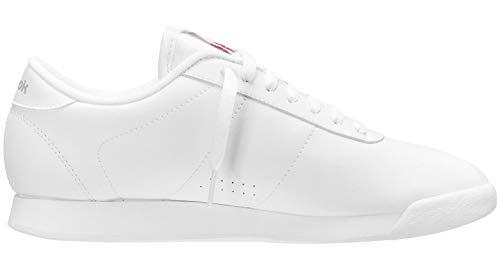 Mode intl Baskets Femme Reebok Princess White AwZFEgOq