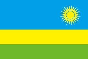 【メール便送料無料対応可】 世界の国旗 [100×150cm ルワンダ 国旗 B0090ZSJ2M [100×150cm 高級テトロン製] B0090ZSJ2M, クリエイティブストア@:77be90e5 --- ryusyokai.sk