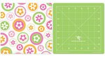 Craft Mats Double-Sided 8X8-Limeade